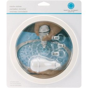 Martha Stewart Crafts circle cutter pkg