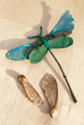 Filth-Wizardry-Autumn-woodland-treasure-sculpture-dragonfly
