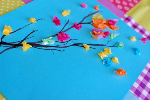 Inner-Child-Fun-Colorful-spring-branch-craft