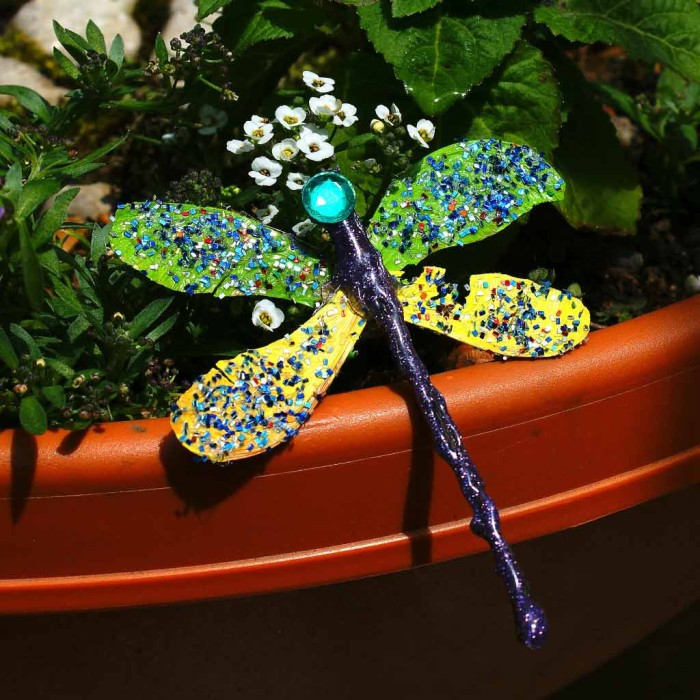 Nature Craft: Dragonfly