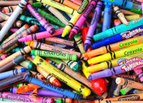 Coloring Primer Part 1: Media - Crayons