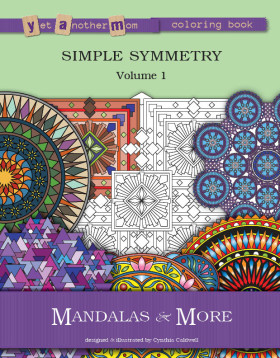 Simple Symmetry, Volume 1: Mandala & More
