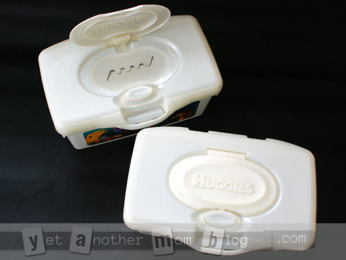 Huggies Baby Wipes Containers