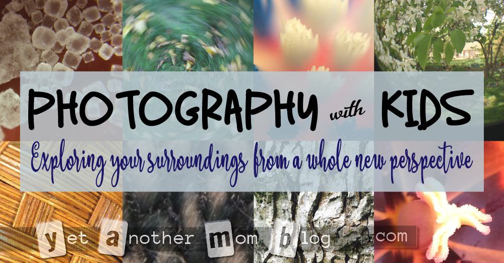 Photography with Kids - Exploring your surroundings from a whole new perspective. We especially love macro photography (super close-ups). And we found a cheap gadget to make this even better! Whether indoors or outdoors, this is a great kids activity!